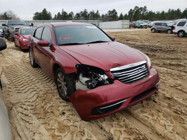 2011 CHRYSLER 200 TOURIN - Other View