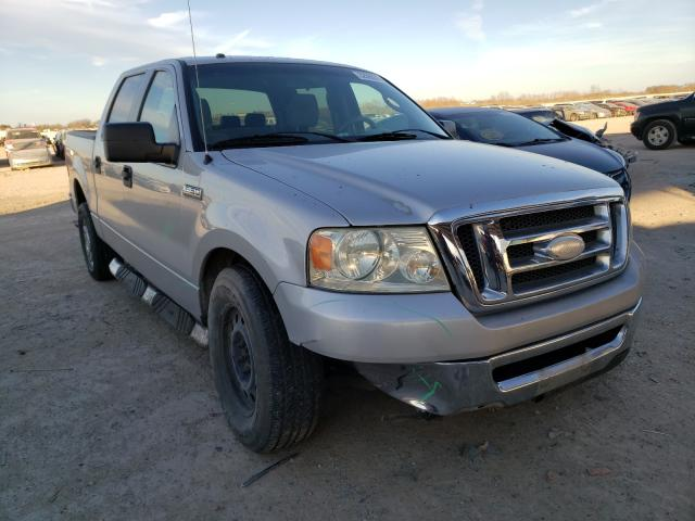 Salvage cars for sale from Copart Temple, TX: 2007 Ford F150 Super