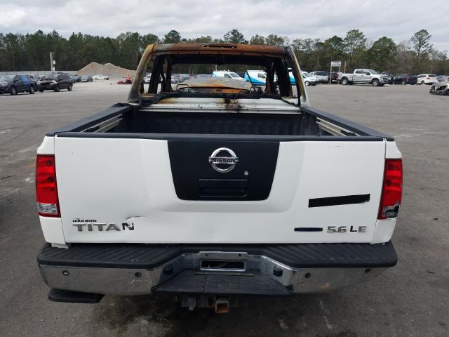 2009 NISSAN TITAN XE - Other View
