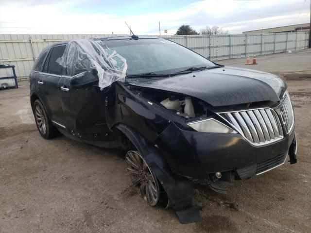 Lincoln salvage cars for sale: 2011 Lincoln MKX