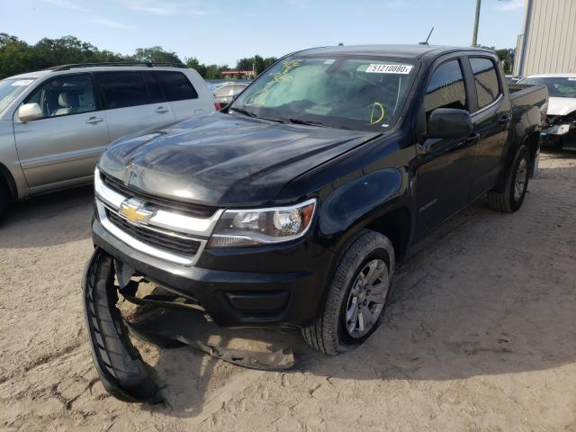 2019 CHEVROLET COLORADO L 1GCGSCEN1K1272942