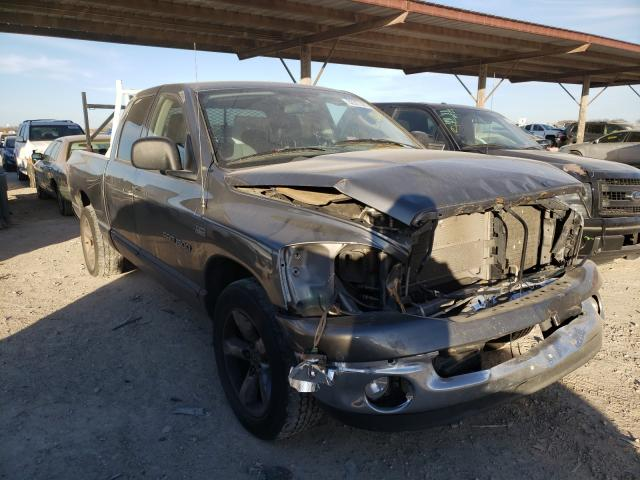 Salvage cars for sale from Copart Temple, TX: 2007 Dodge RAM 1500 S