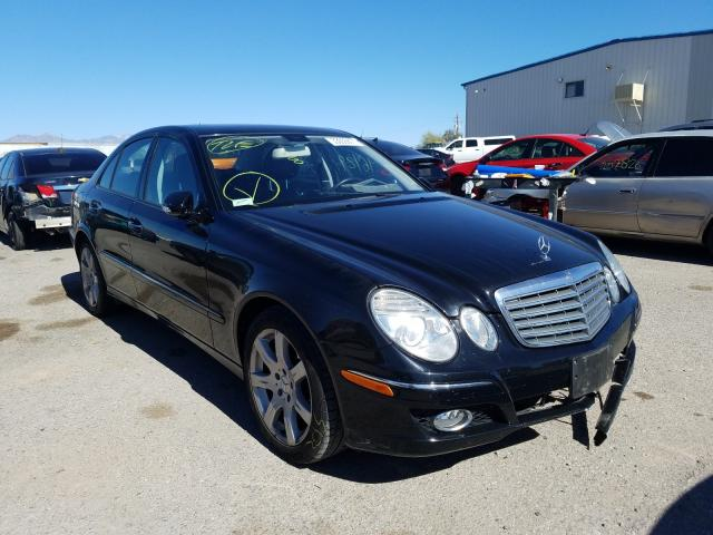 Salvage cars for sale from Copart Tucson, AZ: 2007 Mercedes-Benz E 350