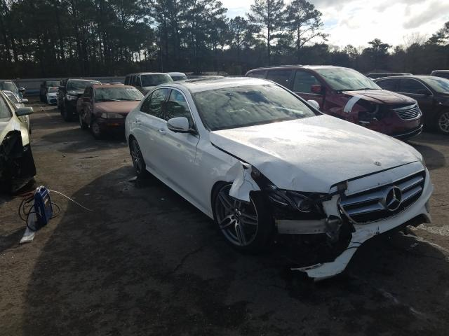 Salvage cars for sale from Copart Eight Mile, AL: 2019 Mercedes-Benz E 300
