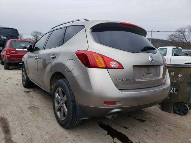 2009 NISSAN MURANO S - Right Front View