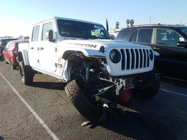Salvage cars for sale from Copart Van Nuys, CA: 2020 Jeep Gladiator