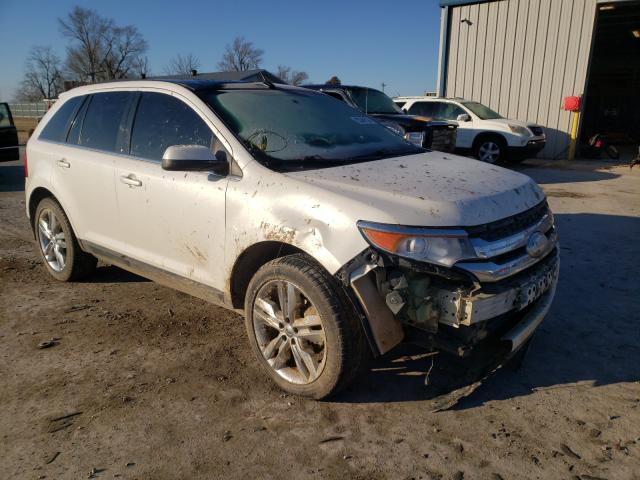 Salvage cars for sale from Copart Sikeston, MO: 2011 Ford Edge Limited