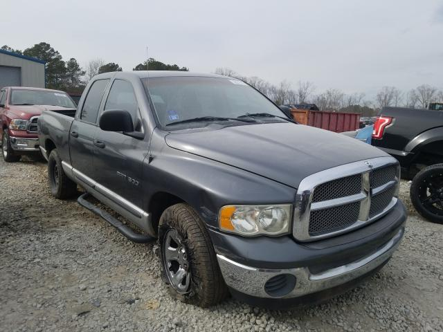 Salvage cars for sale from Copart Ellenwood, GA: 2002 Dodge RAM 1500