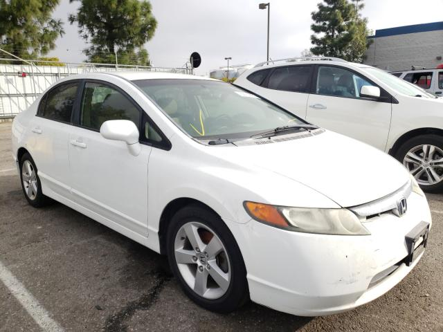 Salvage cars for sale from Copart Rancho Cucamonga, CA: 2006 Honda Civic GX