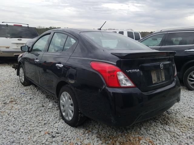 2018 NISSAN VERSA S - Right Front View