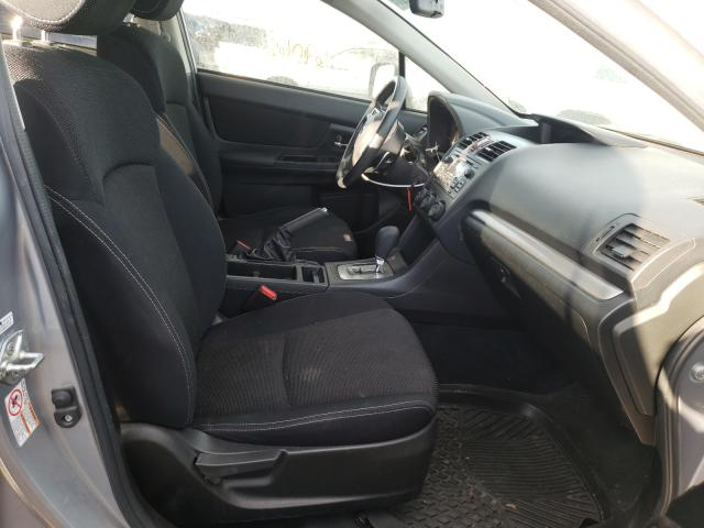 2014 SUBARU XV CROSSTR - Left Rear View