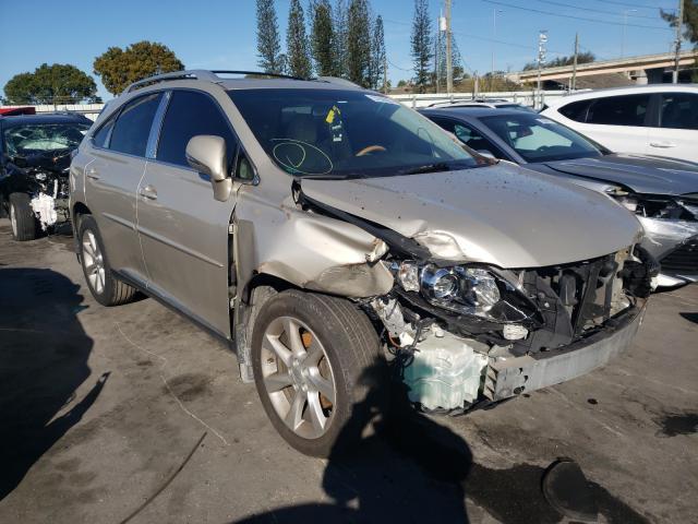 2011 LEXUS RX 350 2T2ZK1BA3BC056550