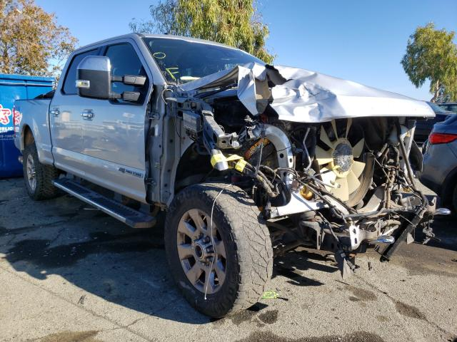 Salvage cars for sale from Copart Martinez, CA: 2017 Ford F250 Super