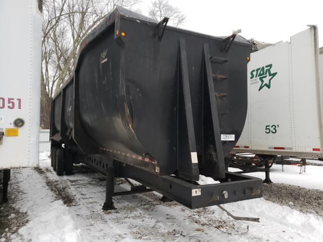 Manac Inc Trailer salvage cars for sale: 2019 Manac Inc Trailer