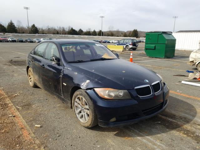 Salvage cars for sale from Copart Concord, NC: 2006 BMW 325 I