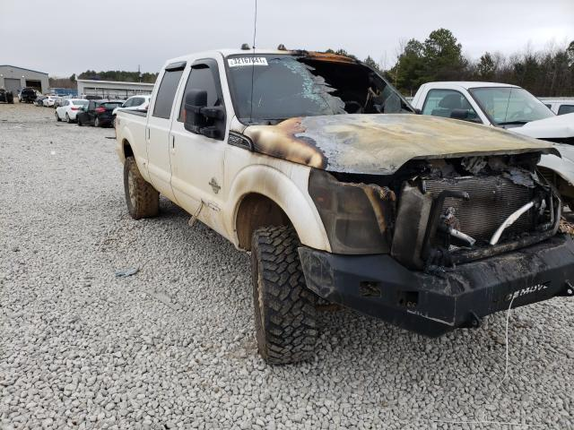 Salvage trucks for sale at Memphis, TN auction: 2012 Ford F250 Super