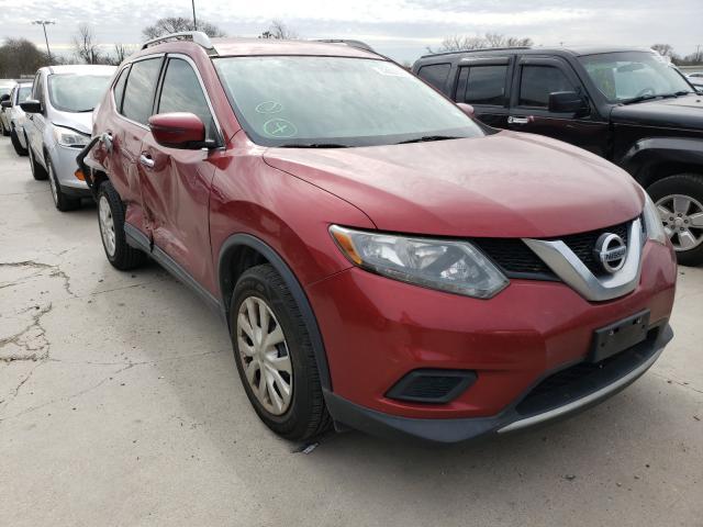 Vehiculos salvage en venta de Copart Wilmer, TX: 2016 Nissan Rogue S