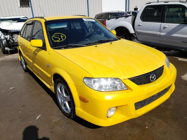 Mazda salvage cars for sale: 2002 Mazda Protege PR