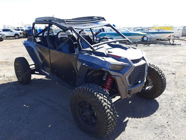 Salvage cars for sale from Copart Phoenix, AZ: 2019 Polaris RZR XP