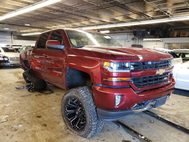 2017 Chevrolet Silverado en venta en Wheeling, IL