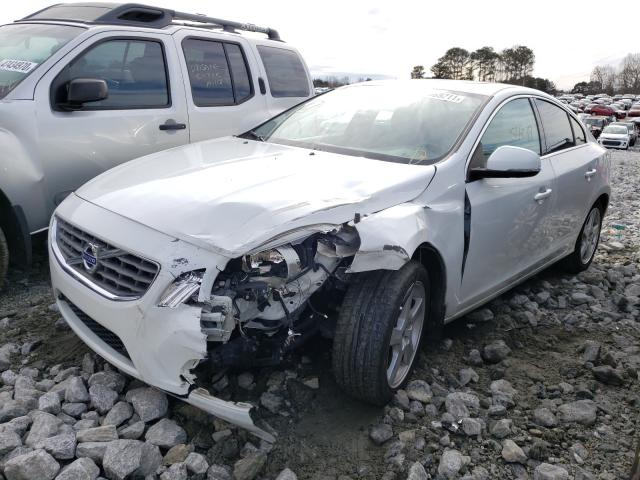 2012 VOLVO S60 T5 YV1622FS0C2115242