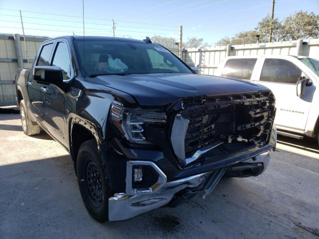 Salvage cars for sale from Copart Homestead, FL: 2021 GMC Sierra C15