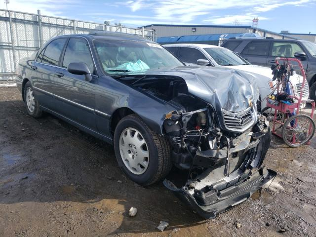 Salvage cars for sale from Copart Finksburg, MD: 2003 Acura 3.5RL