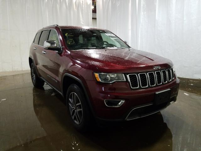 2019 JEEP GRAND CHER 1C4RJFBG5KC711647