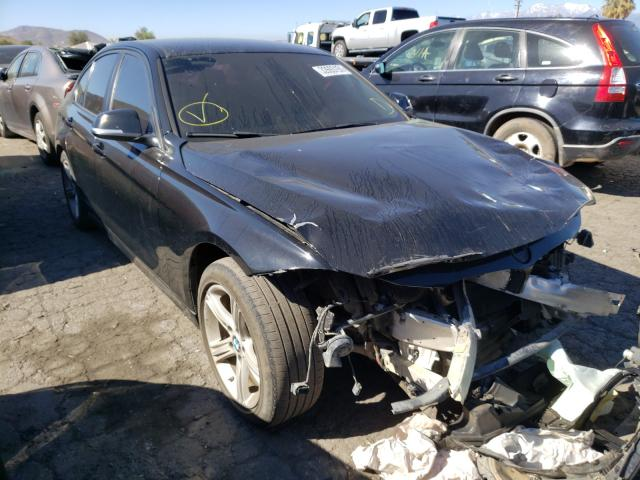 Salvage cars for sale from Copart Colton, CA: 2014 BMW 320 I