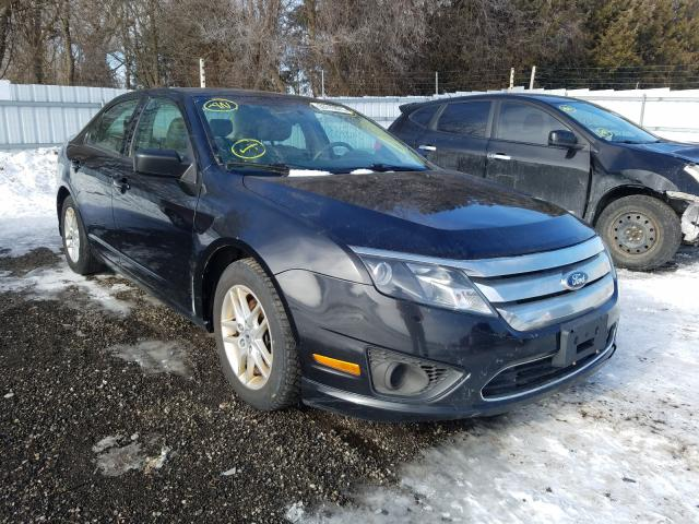 Salvage cars for sale from Copart London, ON: 2011 Ford Fusion S