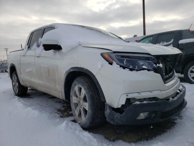 Salvage cars for sale from Copart Woodhaven, MI: 2019 Honda Ridgeline