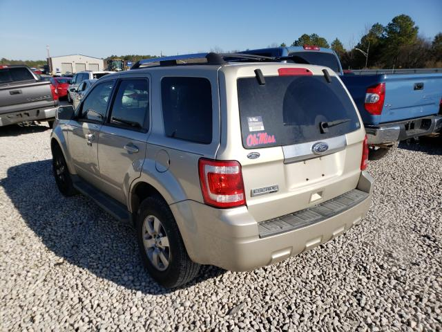 2010 FORD ESCAPE LIM - Right Front View