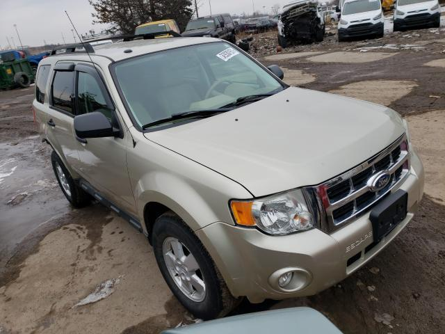 2011 FORD ESCAPE XLT 1FMCU0D70BKB30467