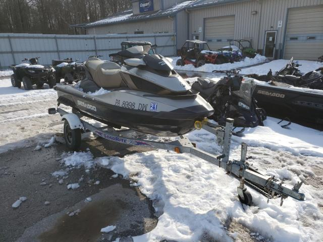 Salvage cars for sale from Copart York Haven, PA: 2009 Seadoo Marine Trailer