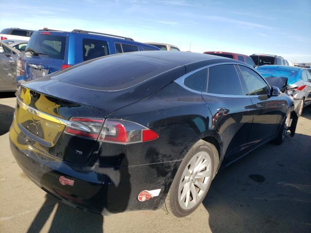 2017 Tesla MODEL S   Vin: 5YJSA1E17HF199574