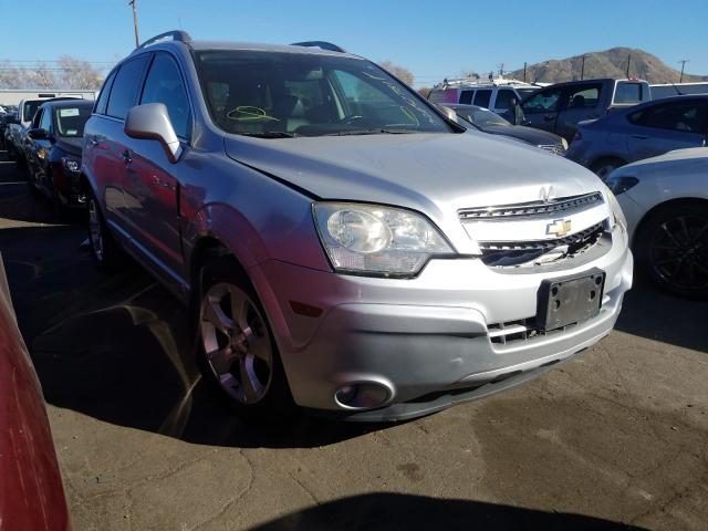 Salvage cars for sale from Copart Colton, CA: 2013 Chevrolet Captiva LT
