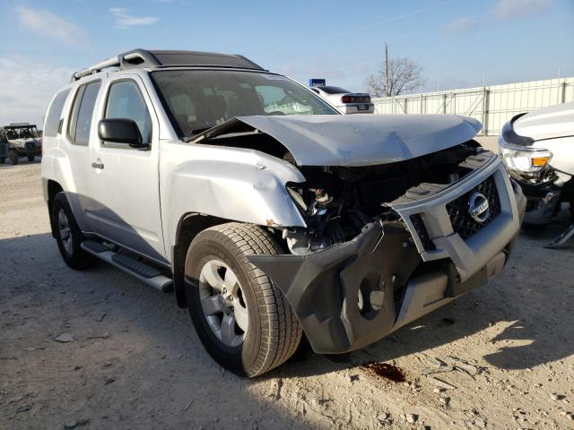 Salvage cars for sale from Copart Temple, TX: 2010 Nissan Xterra OFF
