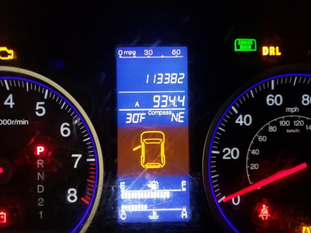 2010 HONDA CR-V EX 5J6RE4H59AL068470