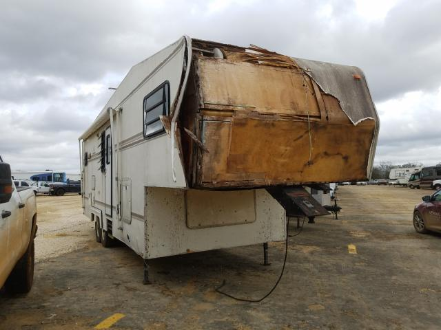 Other 5th Wheel salvage cars for sale: 1995 Other 5th Wheel