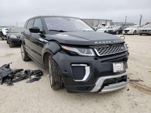 Salvage cars for sale from Copart San Antonio, TX: 2016 Land Rover Range Rover