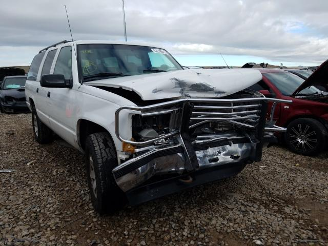 Chevrolet Suburban K salvage cars for sale: 1995 Chevrolet Suburban K