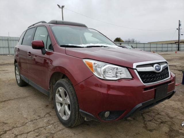 2016 SUBARU FORESTER 2 JF2SJAHC2GH417966