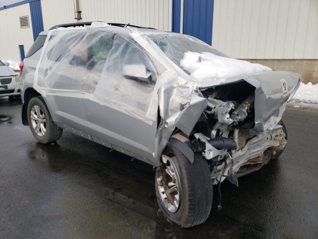 Salvage cars for sale from Copart Atlantic Canada Auction, NB: 2012 Chevrolet Equinox LT