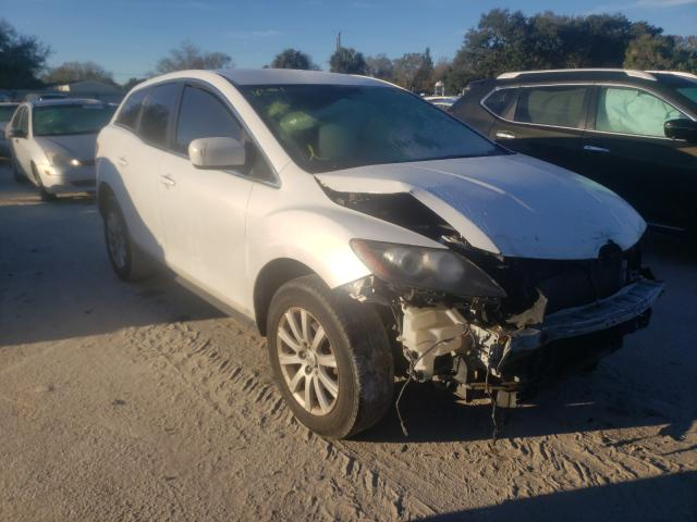 Mazda salvage cars for sale: 2012 Mazda CX-7
