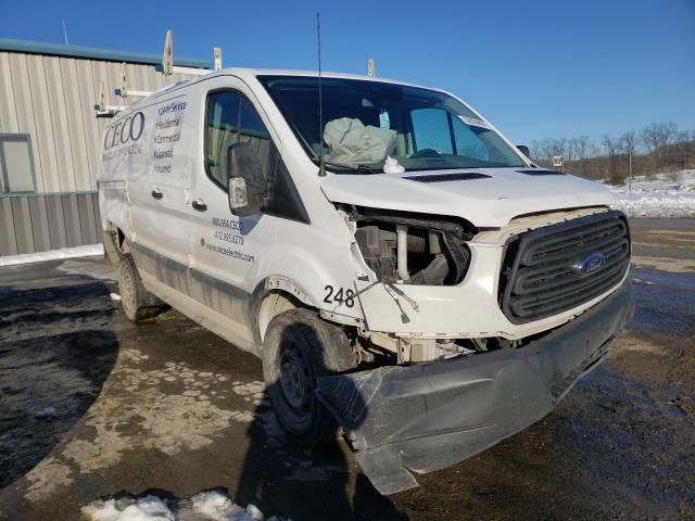 Salvage 2018 FORD TRANSIT CO - Small image. Lot 32639001
