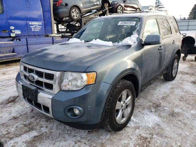2012 FORD ESCAPE LIM 1FMCU9EGXCKC52726
