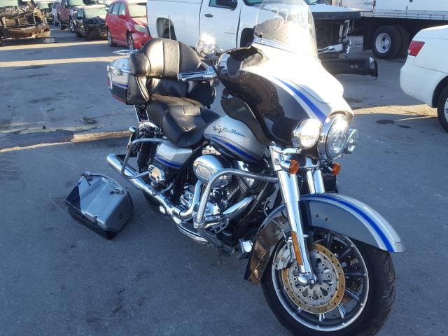Salvage cars for sale from Copart Dunn, NC: 2009 Harley-Davidson FLHTCUSE4