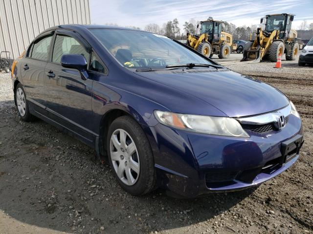 2011 HONDA CIVIC LX - Other View