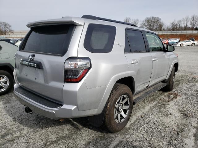 цена в сша 2020 Toyota 4Runner Sr 4.0L JTEBU5JR1L5789401