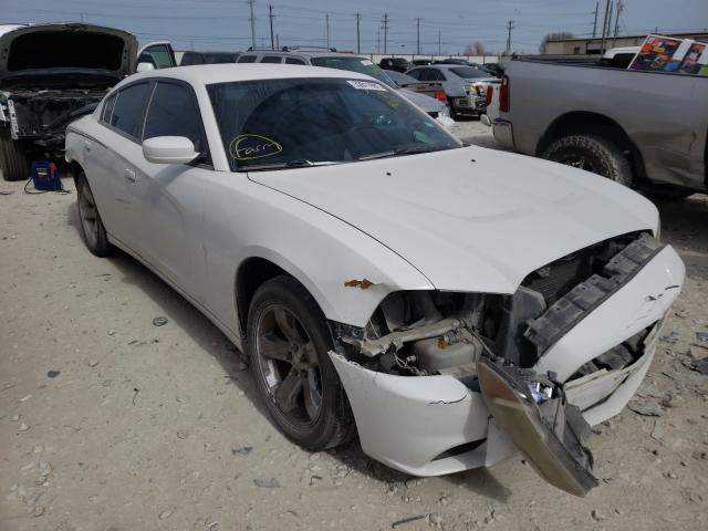 2011 DODGE CHARGER 2B3CL3CG8BH608122